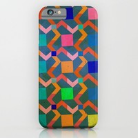 Zig zag iPhone & iPod Case by Tony Vazquez