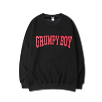 GRUMPY BOY SWEATER