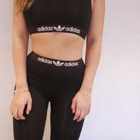 Reworked Adidas Sports Control Leggings
