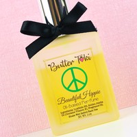 BEAUTIFUL HIPPIE Fragrance Oil Based Perfume 1oz Atomizer Spray