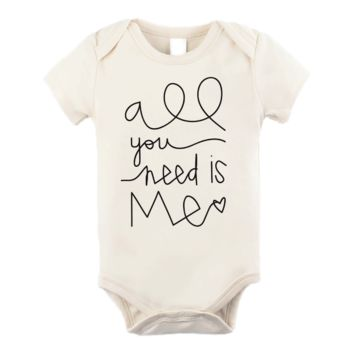 All You Need is Me - Organic Onepiece