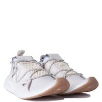 Adidas Mesh Upper TPU Details Soft Collar Web Arkyn W Sneaker in White