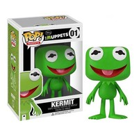 Muppets Most Wanted Kermit the Frog Pop! Vinyl Figure - Funko - Muppets - Pop! Vinyl Figures at Entertainment Earth