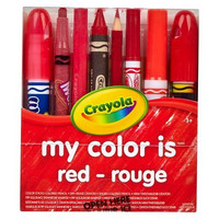 Crayola My Color is Red