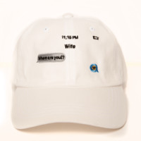 I'll Be Home Soon, Honey Dad Hat