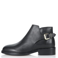 ACTOR Ankle Boots - Black