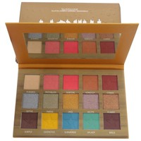 Summer 2018 Collection Star Thirsty Eyeshadow Palette Maquillaje Profesional Shimmer Matter Eyeshadow Pallere Paleta De Sombras