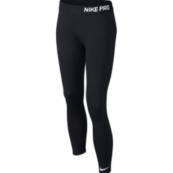 Nike Girls' Pro Core Compression Tights