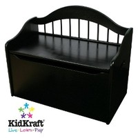 Limited Edition Toy Box - Black