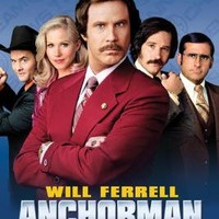 Anchorman: The Legend of Ron Burgundy Poster Movie C 27x40