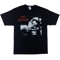 The Smiths singles t shirt playera morrissey rock depeche mode punk new order 80's new wave S to XL new unisex the smiths shirt band rare