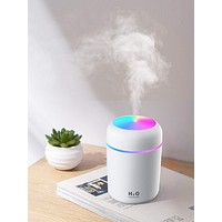 USB Humidifier With LED Light