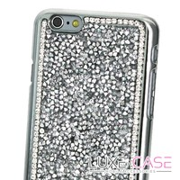 Luminous Crystal iPhone 6 Case in Silver - Luxe-Case