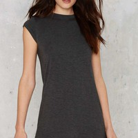 Come as You Are T-Shirt Dress