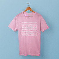 Hotline Bling Shirt - American Apparel - Ladies' / Tanktop