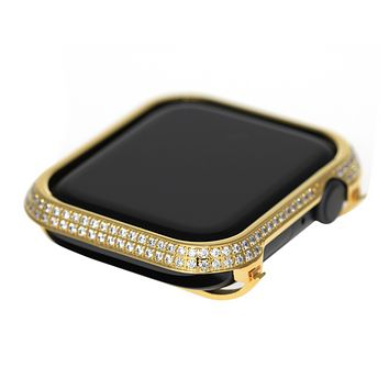 Apple Watch 24kt Gold Crystal Watch Face - Series 4 | 5 | 6