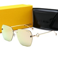 FENDI Bees Sunglass for women men 0114