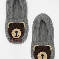 Urban Outfitters - Animal Slipper-Sock