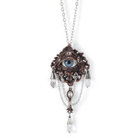 Eye of Ent Necklace                                - New Age, Spiritual Gifts, Yoga, Wicca, Gothic, Reiki, Celtic, Crystal, Tarot at Pyramid Collection