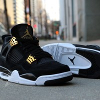KUYOU Air Jordan Retro 4 Royalty