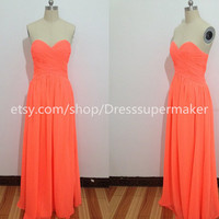 A Line Sweetheart Strapless Long Chiffon Wedding Party Dress Green Crystal Prom Dresse Homecoming Dress new arrive