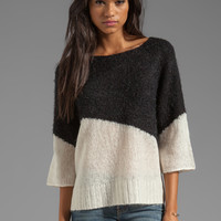 Ella Moss Ruby Sweater in Black from REVOLVEclothing.com
