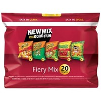 Frito-Lay Fiery Chip Mix Variety Pack, 20 count, 19.5 oz - Walmart.com