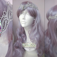 Reserved for L T Fantasy Wedding Crown