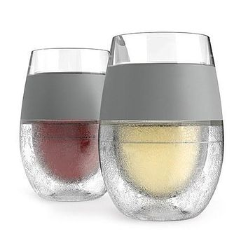 Wine Freeze Cooling Cups by Host