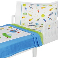 Blast Off - Toddler Bedding Set