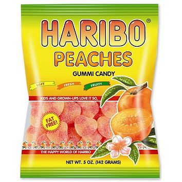 Haribo Peaches