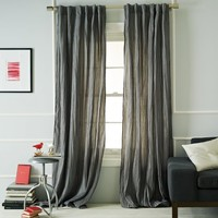 Stella Curtain - Gray Stone