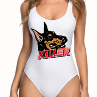 KILLER DOG bodysuit
