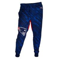 Forever Collectibles Polyester Men's Jogger Pants NFL New England Patriots Case