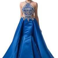 Stunning and unique prom dress  BC#RR5167