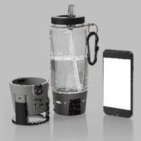 The Hydra SmartBottle - A Ridiculous Amount of Functions