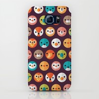 SMILEY FACES 1 iPhone & iPod Case by Daisy Beatrice
