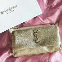 YSL Yves Saint Laurent 2018 new women's exquisite fashion evening bag F-AGG-CZDL