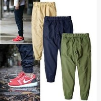 Hip-hop Skateboard Pants Casual Sports Sportswear Trousers  [8598683651]