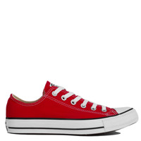 Converse Chuck Taylor All Star Classic Low Top Oxford Sneakers in Red