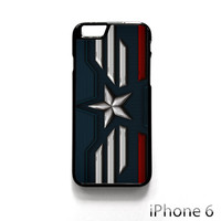 Captain America Winter Soldier for Iphone 4/4S Iphone 5/5S/5C Iphone 6/6S/6S Plus/6 Plus Phone case