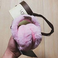 UGG women trendy earmuffs trendy F PINK