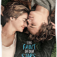 The Fault In Our Stars Movie Poster - TFIOS