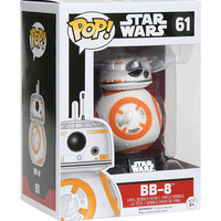 Funko Star Wars: The Force Awakens Pop! BB-8 Vinyl Bobble-Head