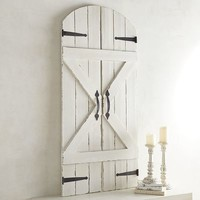 Arched Door Decor
