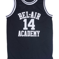 Will Smith Bel-Air Academy Throwback #14 Away Jersey