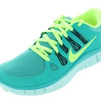 Nike Free 5.0+ Womens Running Shoes 580591-373 Sport Turquoise 6.5 M US