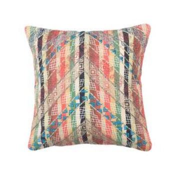 Solid Texture Pillow Multi