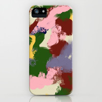 Summer Garden Palette iPhone & iPod Case by Arts and Herbs