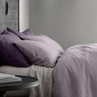 Garment-Dyed Linen Bedding Collection